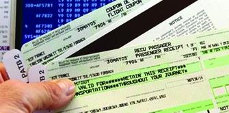 Biglietteria Aeree, Marittima e Ferroviaria