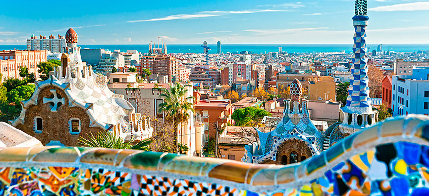 Barcellona-Parc-Guell